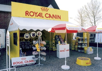 Salgsbod - Royal canin