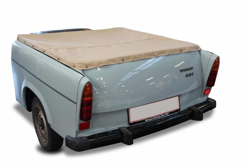 trabant trailer presenning