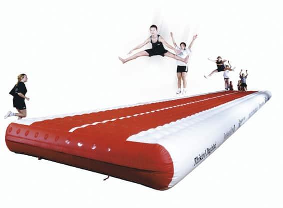 Airtrack Fun