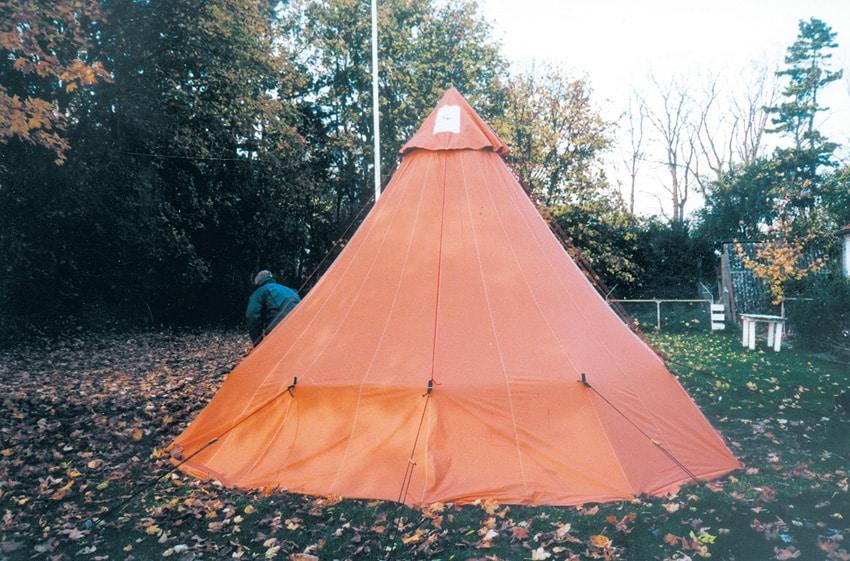 CAVA Samertelt/ Sami tent